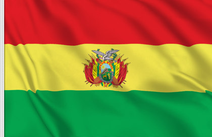 Flag Bolivia State