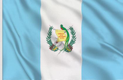 Bandera Guatemala Nacional