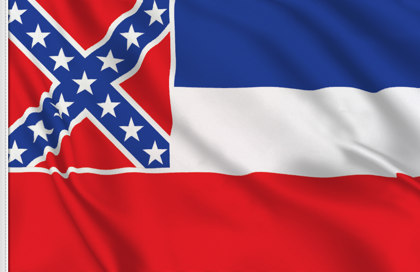 Flag Mississippi