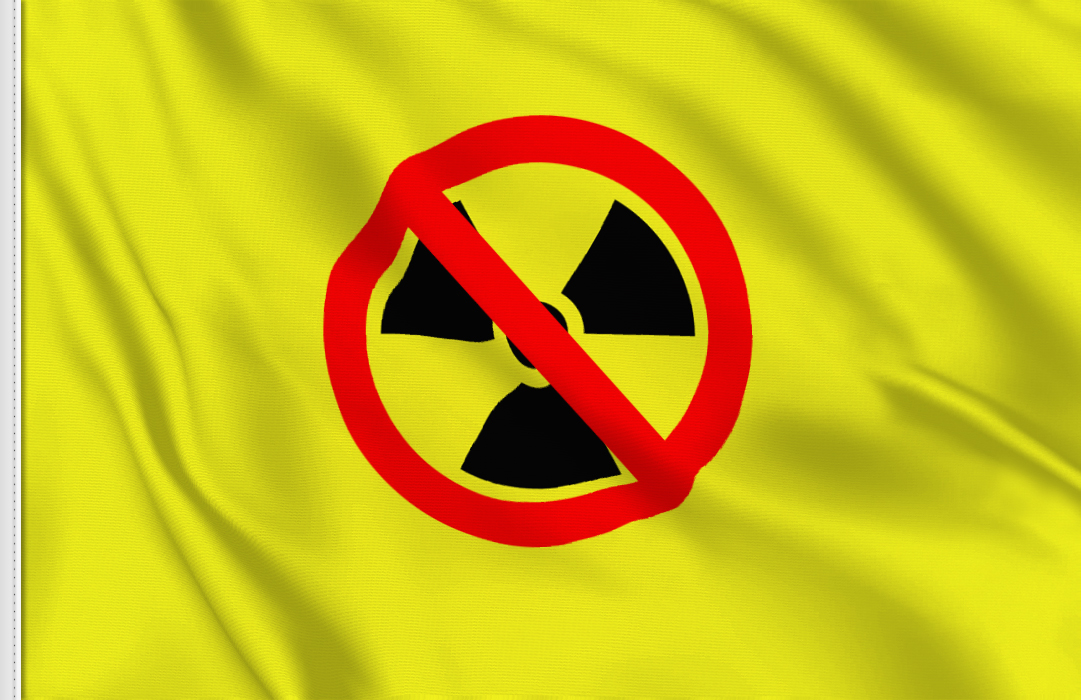 Antinuclear flag