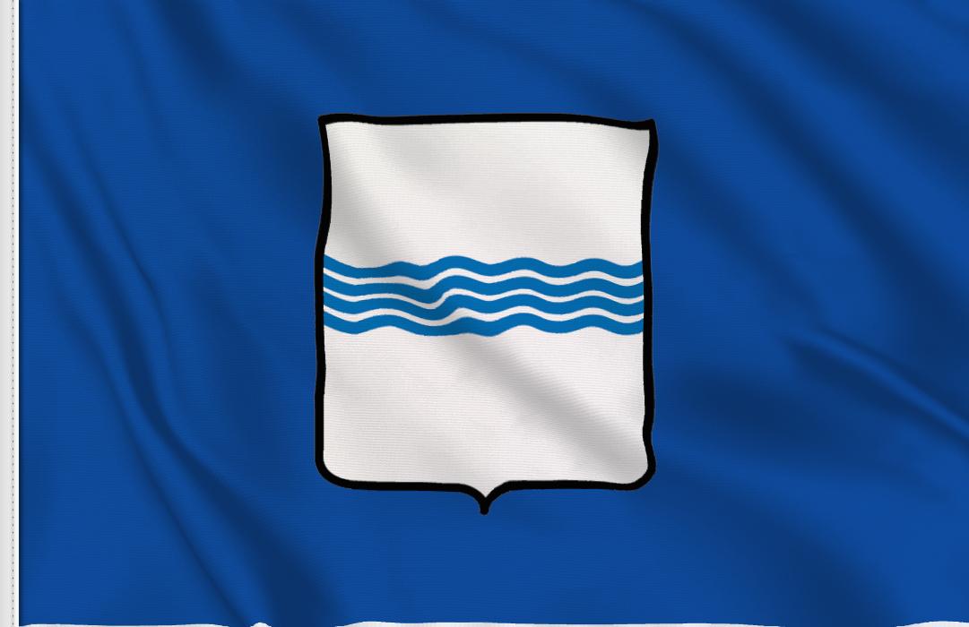 flag sticker of Basilicata