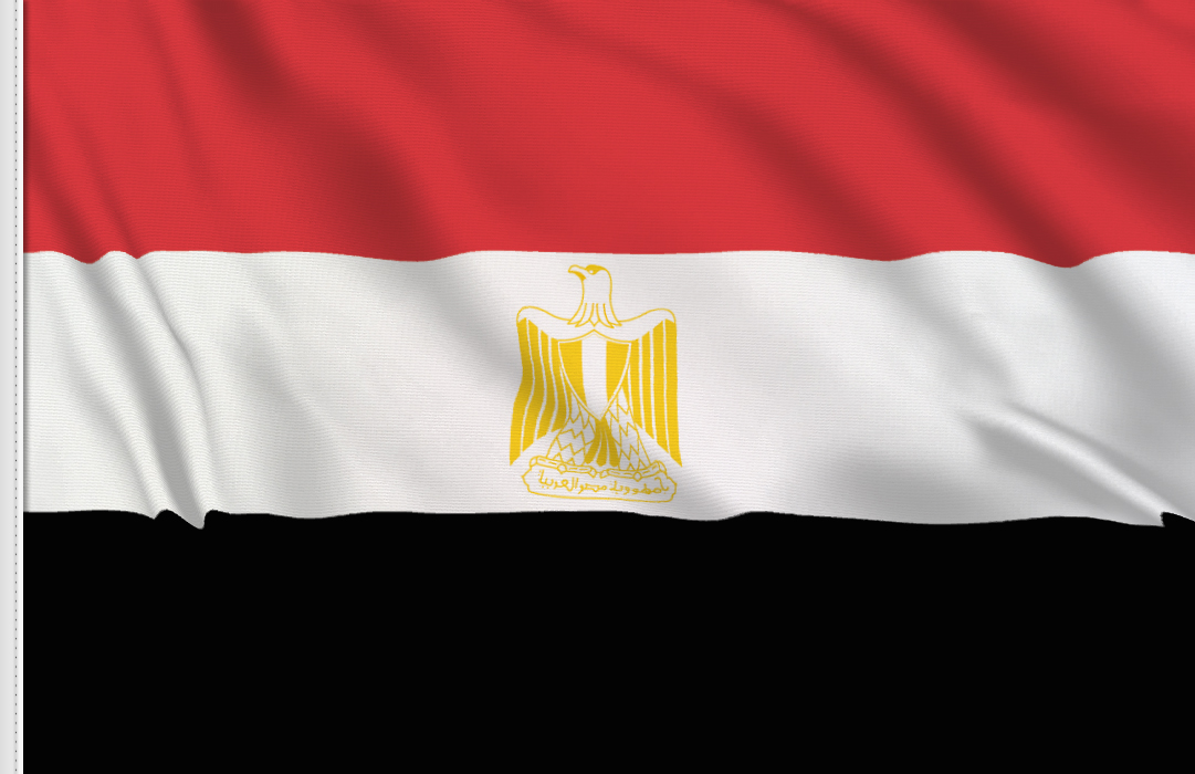 Egypt flag stickers