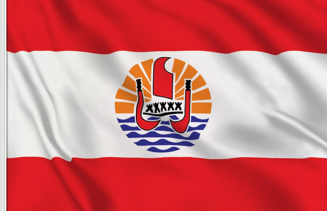 Polinesia Francesa flag