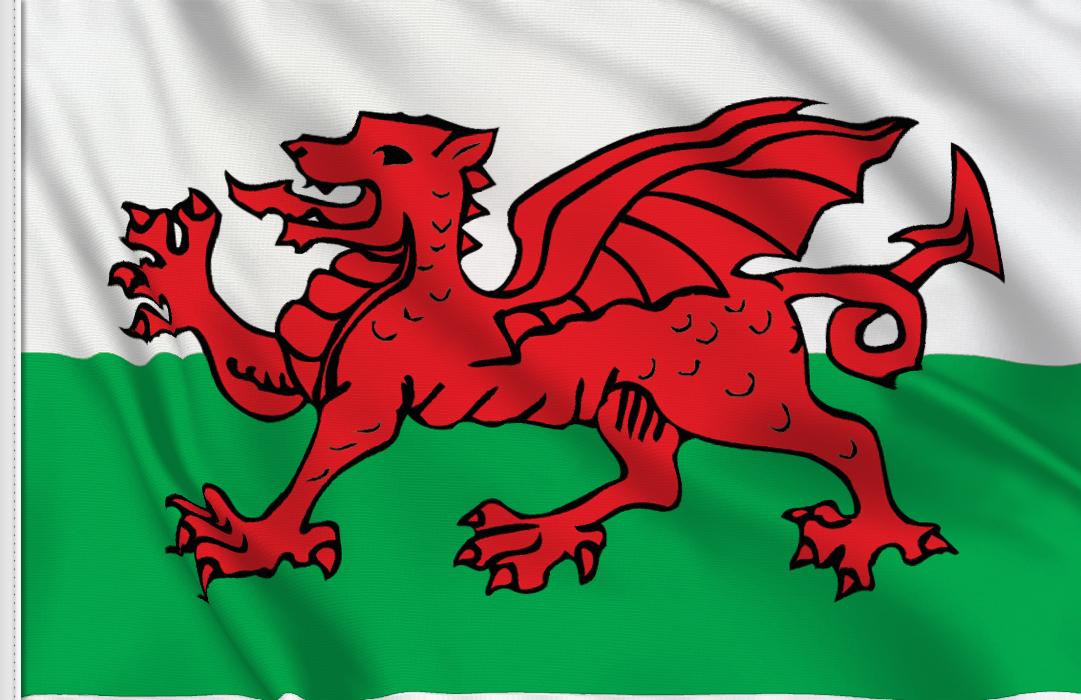 Pays de galles drapeau pour acheter le drapeau gallois - Logo pays de galles ...