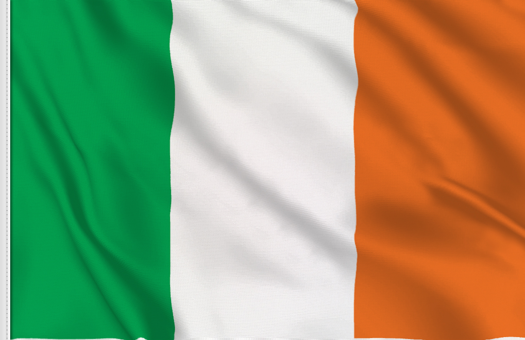 Bandiera Adesiva Irlanda