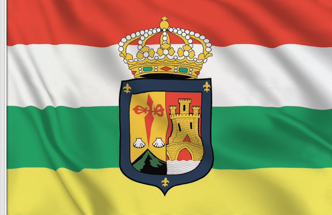 fahne La Rioja, flagge von La Rioja
