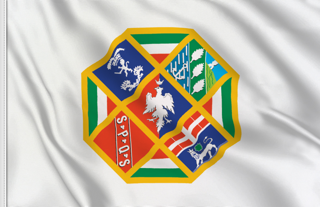 bandera pegatina de Lazio