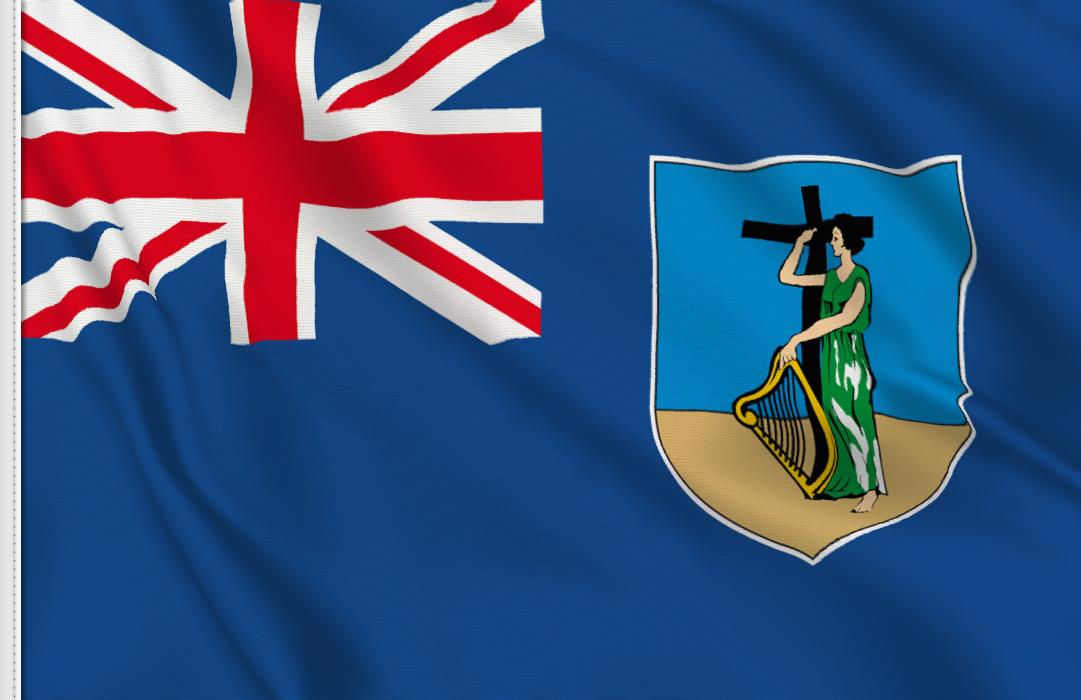 drapeau Montserrat