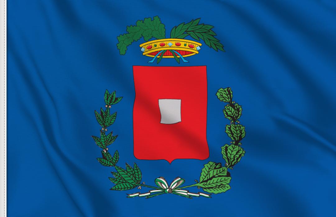 fahne Piacenza-Provinz, flagge der Provinz Piacenza