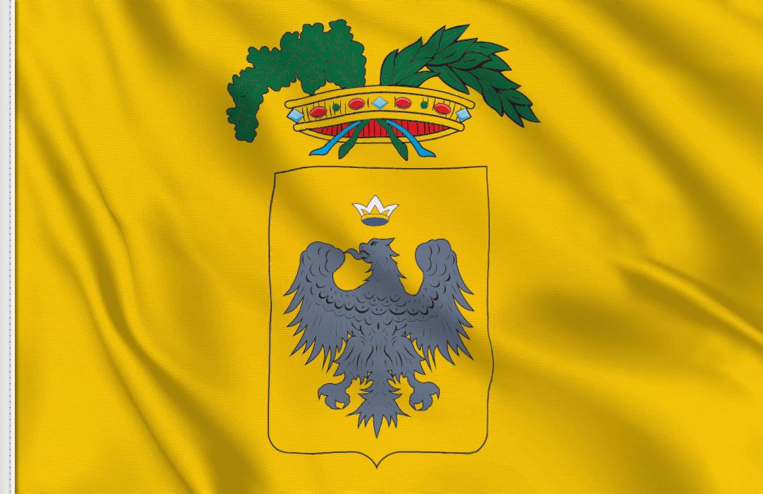 fahne Pisa-Provincia, flagge der Provinz Pisa