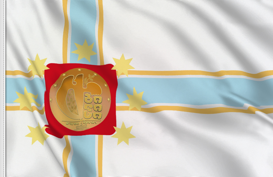 fahne Tiflis, flagge von Tiflis