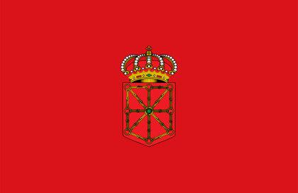 Flag Navarra