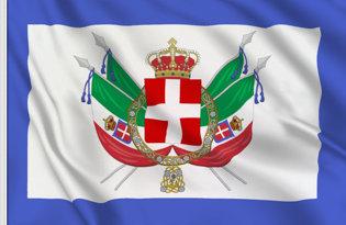 Bandera Reino de Italia