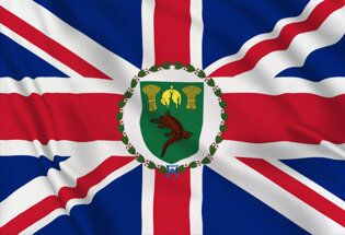 Flag Basutoland