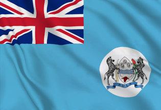 Flag Bechuanaland