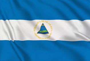 Bandera Nicaragua Nacional