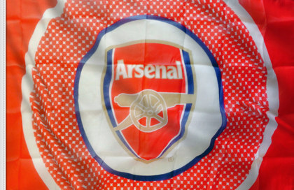Flag Arsenal Football Club