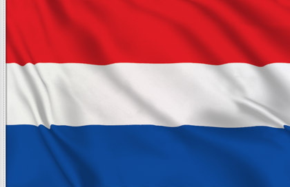 The Netherlands Table Flag