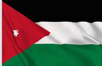 Bandera Transjordania