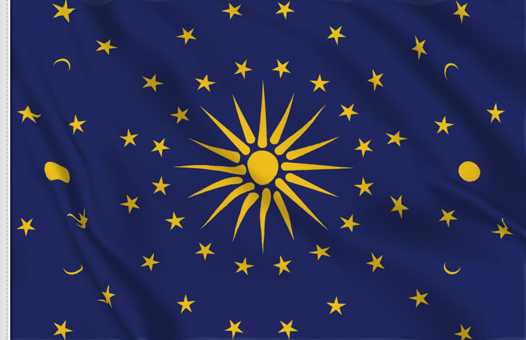 Alexander the Great flag