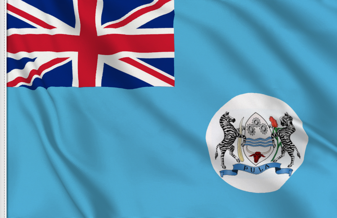 Bechuanaland flag