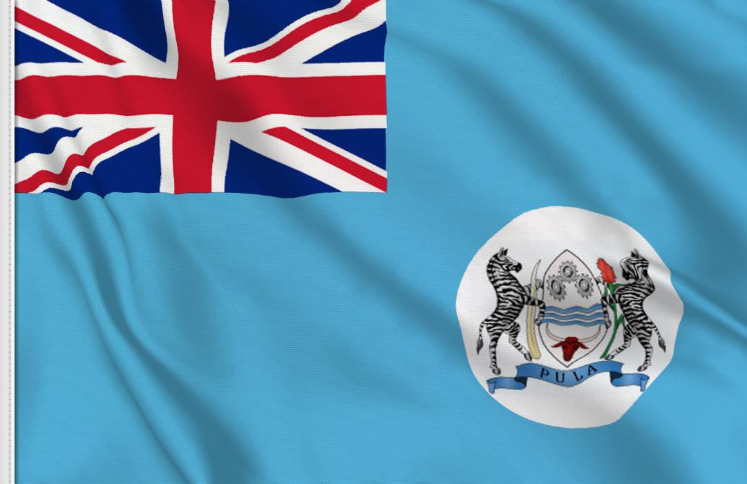 drapeau Bechuanaland