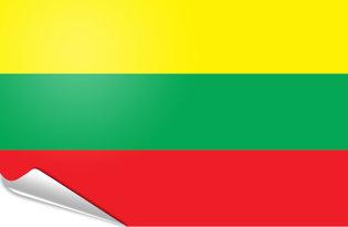Pegatinas adesivas Lituania