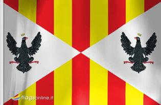 Bandera Reino de Sicilia 1296-1816