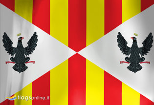 Flag Kingdom of Sicily 1296-1816