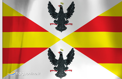 Flag Kingdom of Sicily 1296-1442
