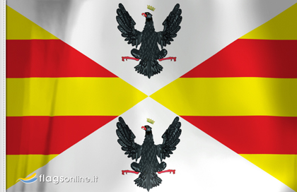 Kingdom of Sicily 196-144 flag