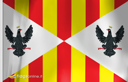 Kingdom of Sicily 196-1816 flag