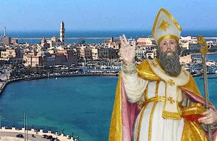 Flag Saint Nicola of Bari