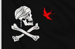 Flag Jack Sparrow