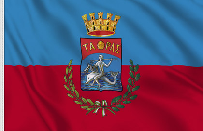 Flag municipality of Taranto