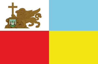Bandera Gonfalone di Venas