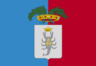 Bandera Taranto Provincia