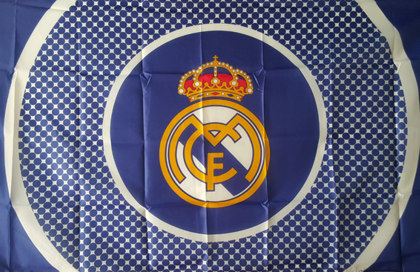 Bandera Real Madrid