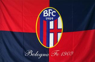 Flag Official FC Bologna