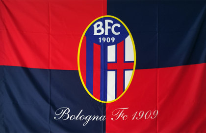 Flag Official FC Bologna
