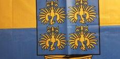 Sublimation printing Lower Austria Flag