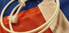 Sheath and rope Russia Flag