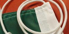 Sheath and rope Hungary Flag