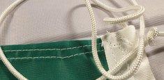 Sheath and rope Ireland Flag
