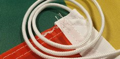 Sheath and rope Lithuania Flag
