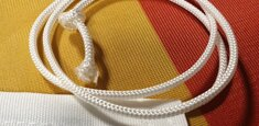 Sheath and rope Senegal Flag