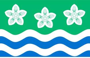 Cumberland County Flag