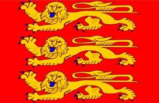 Bandera Alta-Normandia
