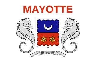 Flag Mayotte