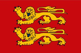 Flag Normandie
